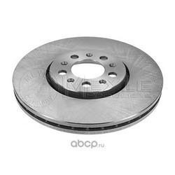Тормозной диск (Meyle) 1155211051
