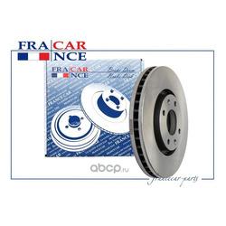 Дискпереднеготормозавентилируемый 283x26 (Francecar) FCR220500