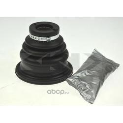 Комплект пылника, приводной вал (GKN-Spidan) 24605