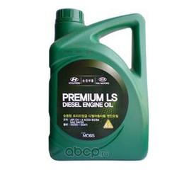Масло моторное полусинтетика 5W-30 6 л. (Hyundai-KIA) 0520000611