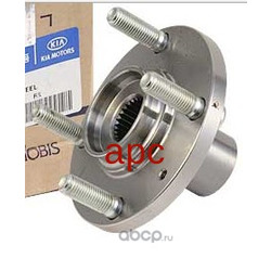 СТУПИЦА КОЛЕСА (Hyundai-KIA) 5175025001