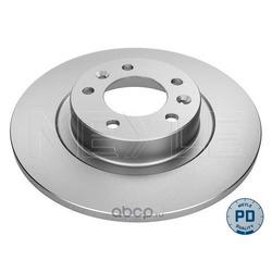 Тормозной диск (Meyle) 11155230013PD