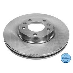 Тормозной диск (Meyle) 11155210038