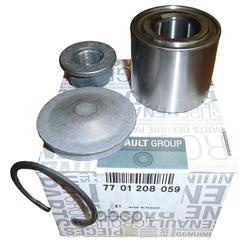 Комплект подшипника ступицы колеса (RENAULT) 7701208059
