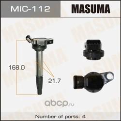 Катушка зажигания (Masuma) MIC112