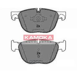 Комплект тормозных колодок, дисковый тормоз (KAMOKA) JQ1018104