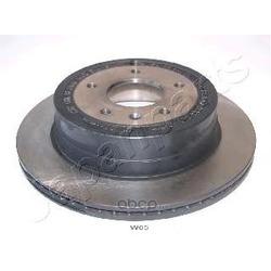 Тормозной диск (Japanparts) DPW05
