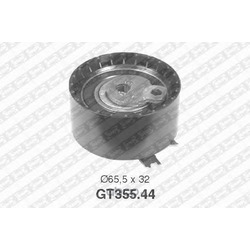 Натяжной ролик, ремень ГРМ (NTN-SNR) GT35544