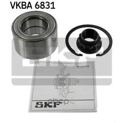Подшипник ступицы колеса, комплект (Skf) VKBA6831