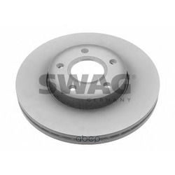 Тормозной диск (Swag) 50924565