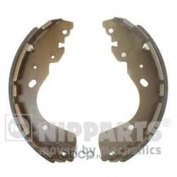 Комплект тормозных колодок (Nipparts) N3501063