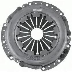 Корзина сцепления (Valeo) HDC75