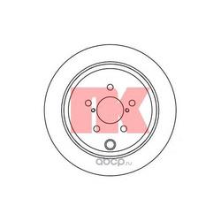 Диск тормозной NK (Nk) 204418