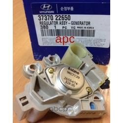 Генератор Kia Cerato 2004 (Hyundai-KIA) 3737022650