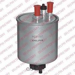 Фильтр топливный (Delphi) HDF597
