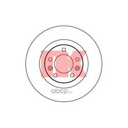 Тормозной диск (Nk) 203744