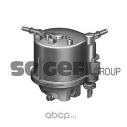 Топливный фильтр (PURFLUX) FCS704
