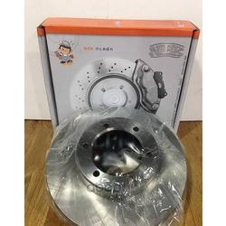 Диск тормозной передний (NiBK) RN43007