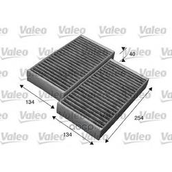 Фильтр, воздух во внутренном пространстве (Valeo) 715544