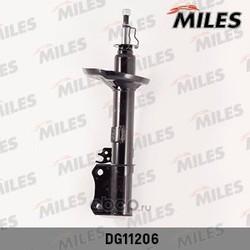 Амортизатор TOYOTA CARINA E 04/9201/96 зад.лев.газ.(VIN:JT) (Miles) DG11206