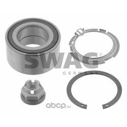 Комплект подшипника ступицы колеса (Swag) 60924313