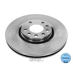 Тормозной диск (Meyle) 6155210013