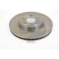 Тормозной диск (Comline) ADC01147V
