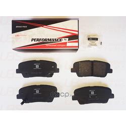 Купить колодки тормозные задние на Киа Соренто 2014 (Hyundai-KIA) 583022WA70