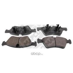 Комплект тормозных колодок (Mapco) 6920