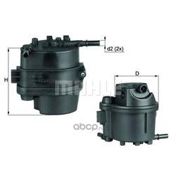 Топливный фильтр (Mahle/Knecht) KL777D