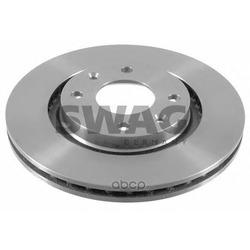Тормозной диск (Swag) 62921120
