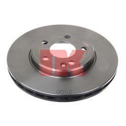 Тормозной диск (Nk) 203373