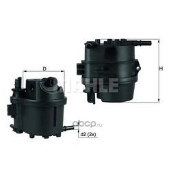 Топливный фильтр (Mahle/Knecht) KL779
