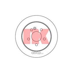 Диск тормозной зад.NK (Nk) 203354