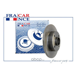 Диск тормозной задний 249x9 (Francecar) FCR220503
