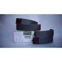 Комплект тормозных колодок (RENAULT) 440609415R