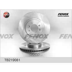 Тормозной диск (FENOX) TB219081