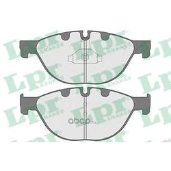 Комплект тормозных колодок, дисковый тормоз (Lpr) 05P1582