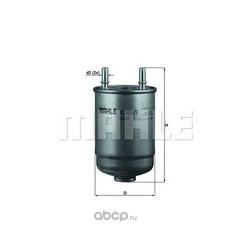 Топливный фильтр (Mahle/Knecht) KL4855D