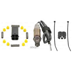 Лямбда-зонд универсальный 4х конт Bosch (Bosch) 0258986507
