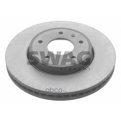 Тормозной диск (Swag) 89931425