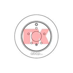 Диск тормозной зад. вент.NK (Nk) 203665