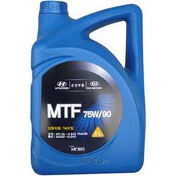 Масло трансмиссионное синтетическое mtf gl-4 75w-9 (Hyundai-KIA) 043005L6A0