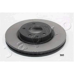 Тормозной диск (JAPKO) 60360