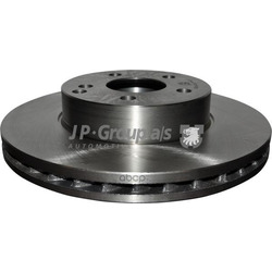 Тормозной диск (JP Group) 1363104000