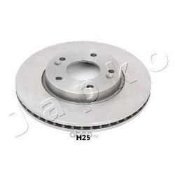 Тормозной диск (JAPKO) 60H25