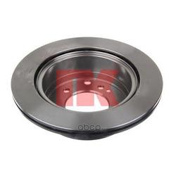 Тормозной диск (Nk) 203520
