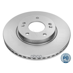 Тормозной диск (Meyle) 37155210039PD