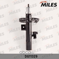 Амортизатор FORD MONDEO IV/VOLVO S80 II/V70 III 06- пер.лев.газ. (Miles) DG11329