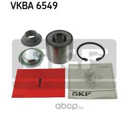 Комплект подшипника ступицы колеса (Skf) VKBA6549